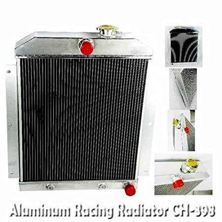 Amazon.com: 3 Core Performance RADIATOR for 47-54 Chevy Pickup I6 3100 3600 3800: Automotive