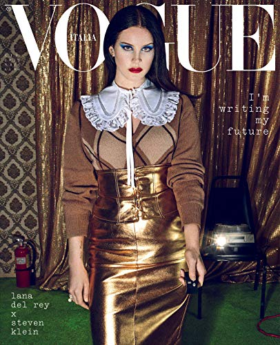 VOGUE ITALIA MAGAZINE JUNE 2019 LANA DEL REY COVER- NEW COPIES EXCLUSIVELY AVAILABLE FROM MAGAZINES AND MORE