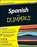 img - for Spanish For Dummies book / textbook / text book