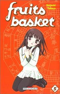 Fruits Basket, tome 5 par Takaya