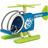 Hape - e-Copter Bamboo Toy Helicopter