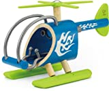 Hape e-Coptor Bamboo Kid's Toy Helicoptor