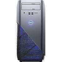 2018 Flagship Dell Inspiron Gaming Desktop, AMD Ryzen 5 1400 3.4GHz, 8GB DDR4, 1TB 7200RPM HDD + 128GB SSD, AMD Radeon RX 570, DVD Burner, 802.11ac, Bluetooth, USB 3.1 Type-C, Keyboard & Mouse, Win 10