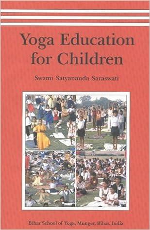 Yoga Education for Children: Amazon.es: Satyananda Saraswati ...