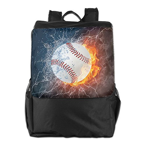 Love Cool Baseball Unisex Casual Travelling Bags by HIFUN