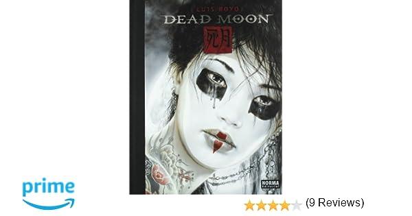 DEAD MOON (LUIS ROYO LIBROS): Amazon.es: Royo, Luis: Libros