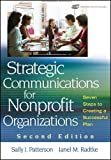 Strategic Communications for Nonprofit Organizations 2nd Edition
