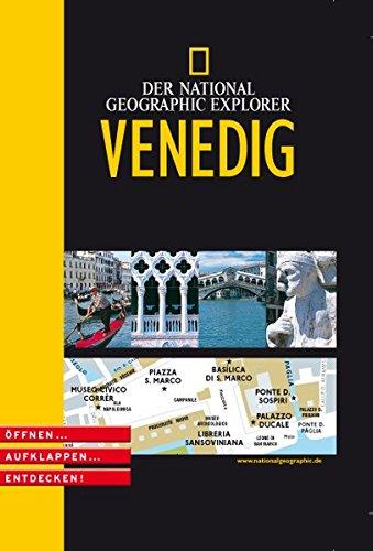 National Geographic Explorer. Venedig. Öffnen, aufklappen, entdecken