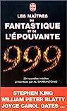 999, le livre du millénaire des maîtres du fantastique par Sarrantonio