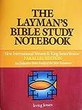 The Layman's Bible Study Notebook, Irving L. Jensen, 0890811164
