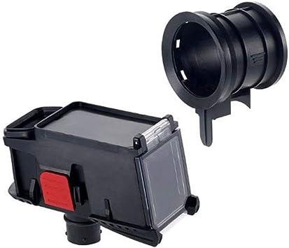 Bosch 2 607 002 611 - Set con coronas perforadoras, adaptador y ...