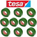 10x Tesa Electrical Tape 3/4 Inch by 33 Feet