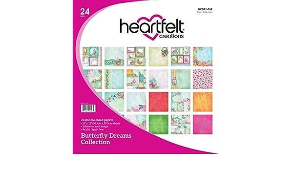 12 x 12 Paper Pad HCDP1-279 Heartfelt Creations Classic Wedding Collection