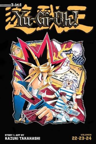 Yu-Gi-Oh! (3-in-1 Edition), Vol. 8: Includes Vols. 22, 23 & 24 [Kazuki Takahashi] (Tapa Blanda)