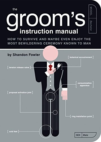 Book Engagement (The Groom's Instruction Manual: How to Survive and Possibly Even Enjoy the Most Bewildering Ceremony Known to Man (Owner's and Instruction Manual))