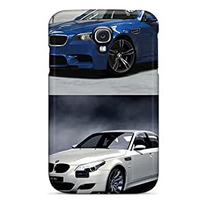 Fashion Tpu Cases For Galaxy S4- Bmw M5 Generation Defender Cases Covers by icecream design