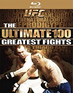 Ufc: Ultimate 100 Greatest Fgt [Blu-ray]
