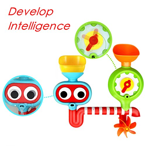 Bath Toys for Baby Children Boys Girls Bathtub Toys for Toddler Fun Time Fun Educational Enhance Babies Children Thinking and Creativity