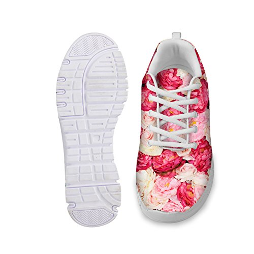 HUGSIDEA Moda Floral HUGSIDEA Donna Donna Moda 1 rrwd7avWR