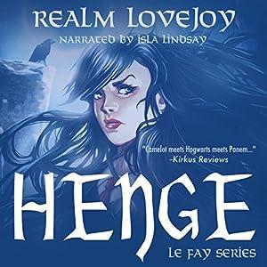 Henge Audiobook