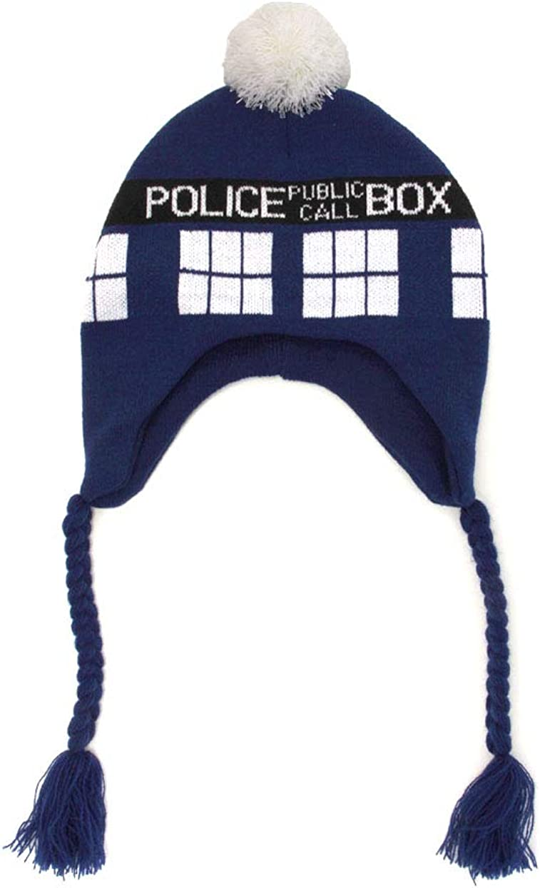elope Doctor Who Tardis Laplander Hat