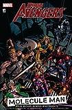 Dark Avengers, Vol. 2: Molecule Man by Brian Michael Bendis front cover