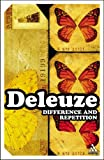 Difference and Repetition, Deleuze, Gilles and Patton, Paul, 0826477151