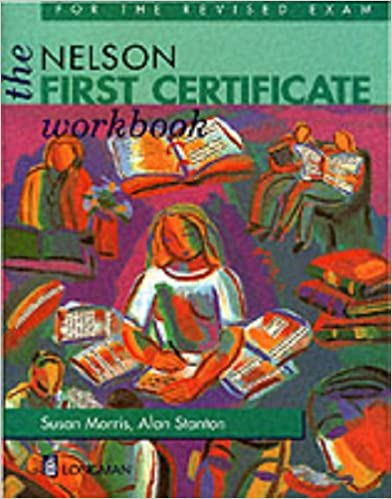 Book The Nelson First Certificate Course: Without Key (FCE)
