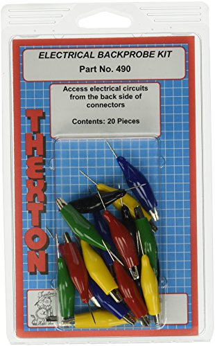 Thexton THE490 Back Probe Kit ()