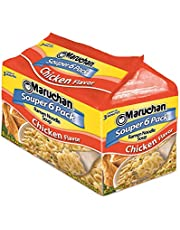 Maruchan Ramen Noodles Chicken Flavor, 3 Ounce, (Pack of 6)