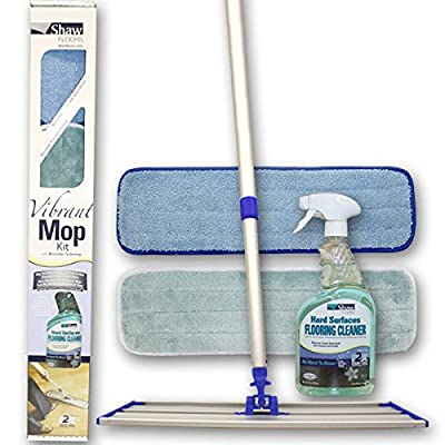 Shaw R2x Vibrant Floor Mop Cleaning Kit