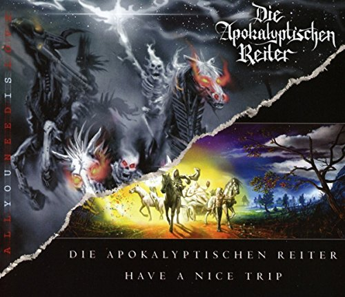 Die Apokalyptischen Reiter: All you need is love/Have a nice trip (Audio CD)