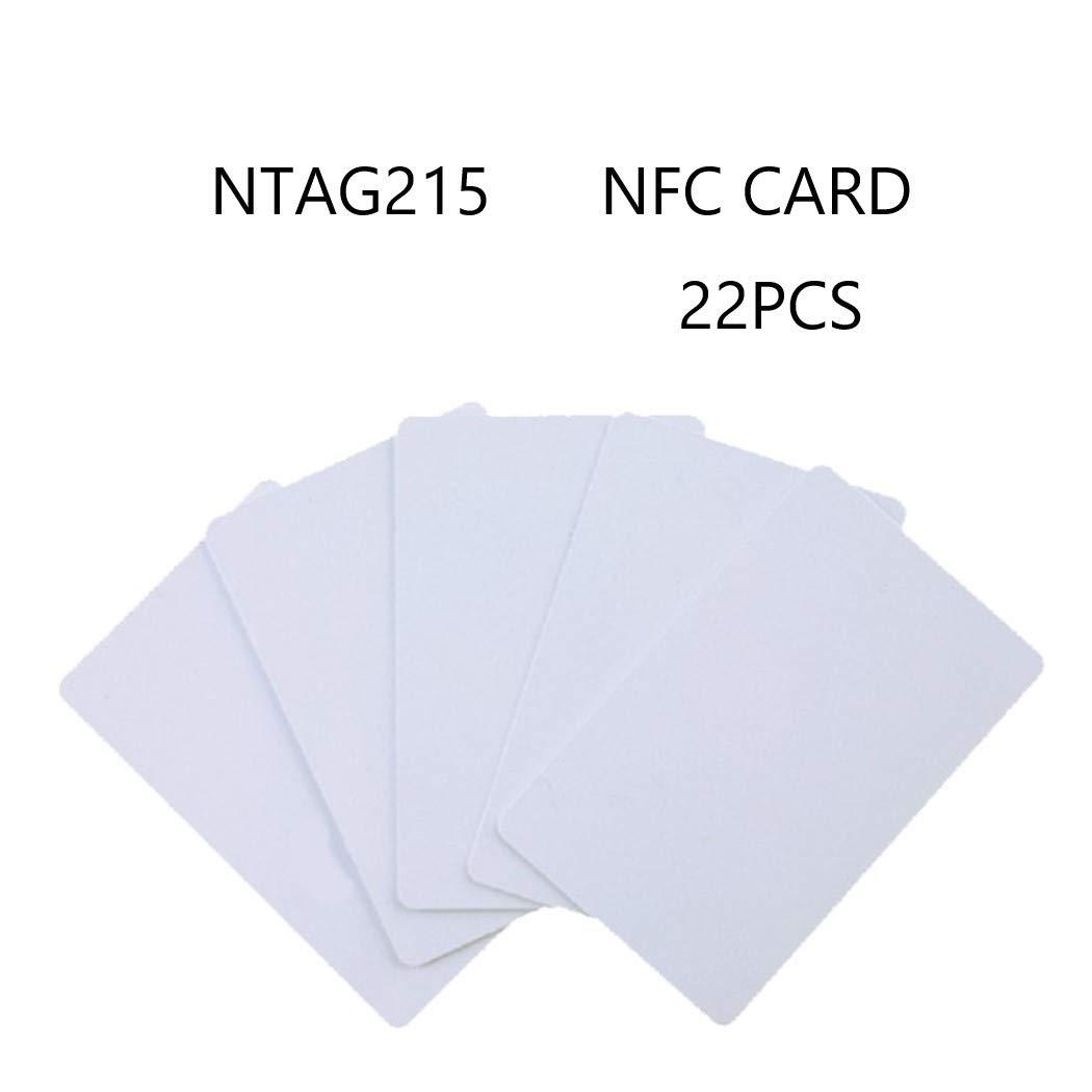 jiaxing Ntag215 Blanco Tarjeta de PVC Etiquetas NFC,NFC 215,NFC ntag215,ntag 215,telefonos con NFC, ntag -215 para Todos los teléfonos y Dispositivos ...