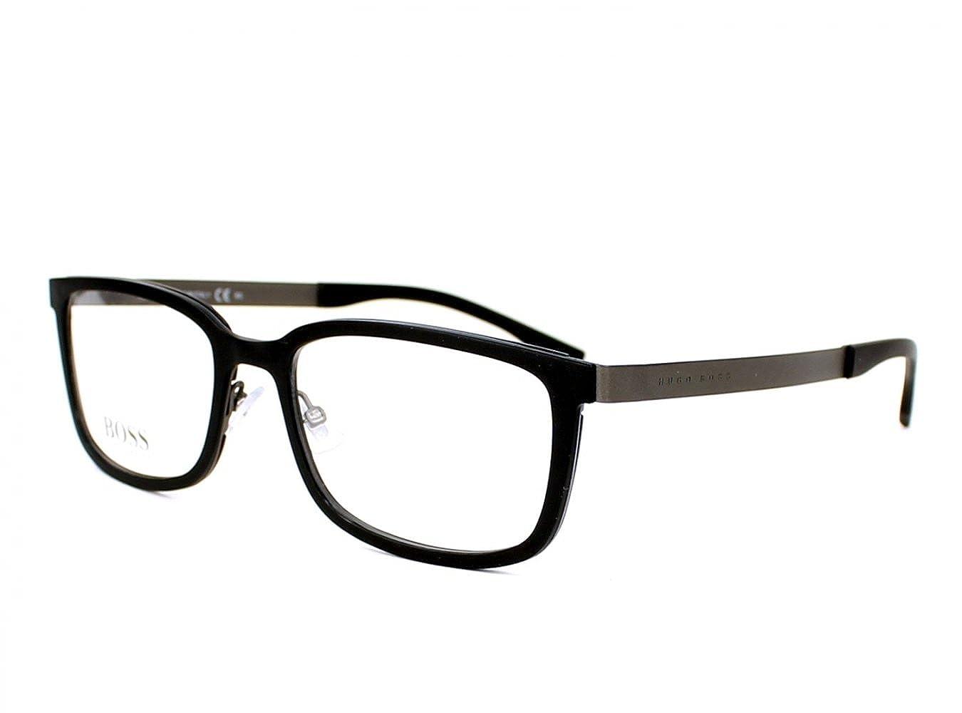 Eyeglasses Boss Black 726 0KDJ Ruthenium Boss (hub) BOSS 0726 KDJ