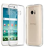 HTC 10 Case , Vinve Ultra Slim Transparency Hard Cover Perfect Fit PC Case For HTC 10 (Clear)