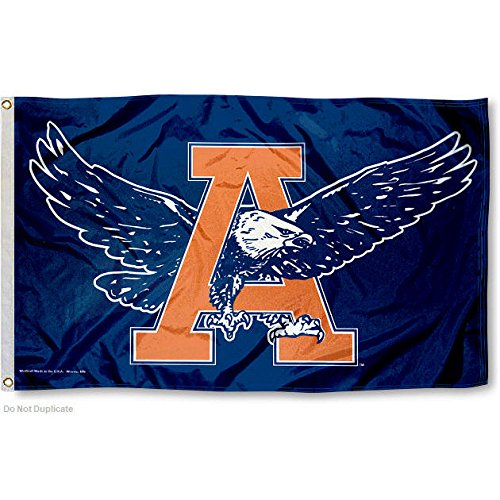 WinCraft Auburn University Throwback Vintage 3x5 College Flag