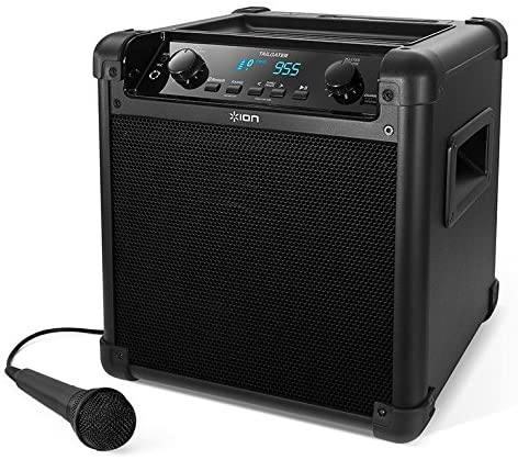 Amazon.com: ION Audio Tailgater (iPA8)  Portable Bluetooth PA