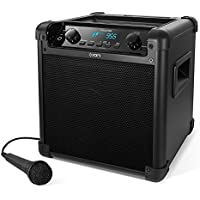 ION Audio Tailgater Portable Bluetooth PA Speaker with Mic (Black)