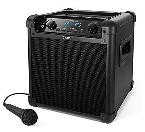 The 8 best ion tailgater sport portable bluetooth speaker black