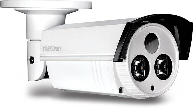 TRENDnet TV-IP312PI - Cámara de red IR PoE para exteriores ...