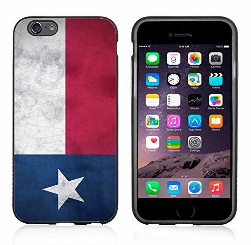 Cell World -Texas State Flag-For Apple iPod Touch 6, 6th Generation, Made and shipped from the USA Style 179 (Ipod 4 Touch Army Case)