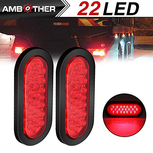 6 Inch Oval Led Tail Lights in US - 8