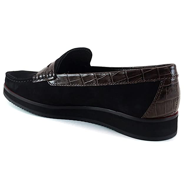 Amazon.com | Marc Joseph NY Womens Fashion Shoes Cypress Hill Driver | Loafers & Slip-Ons