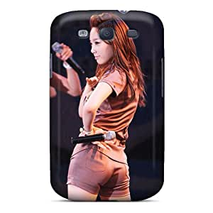 Durable Case For The Galaxy S3- Eco-friendly Retail Packaging(snsd Taeyeon)