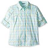 Columbia Silver Ridge Plaid Long Sleeve Shirt