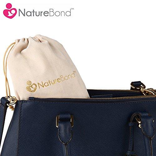 NatureBond Silicone Breastfeeding Manual Breast Pump Premium Pack