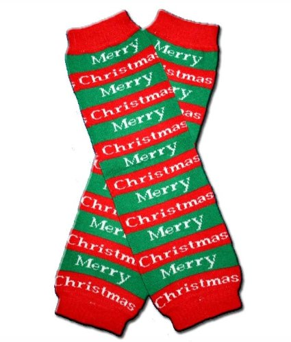 MERRY CHRISTMAS Baby Leggings//Leggies//Leg Warmers for Cloth Diapers Little Girls /& Boys /& ONE SIZE by BubuBibi