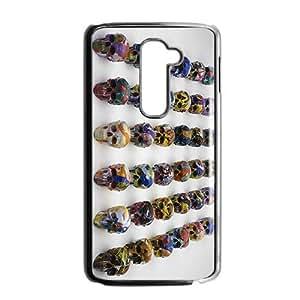 Unique Skull exhibition Phone Case for LG G2