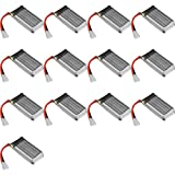 13 x Quantity of The Flyer's Bay Beetle Quad-Copter Battery 3.7v 380mAh 25c Li-Po RC Part - FAST FROM Orlando, Florida USA!