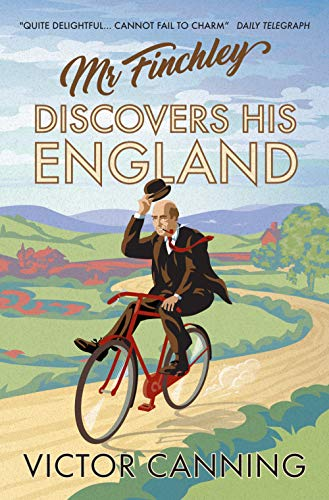 Classic Bike Guide - Mr Finchley Discovers His England